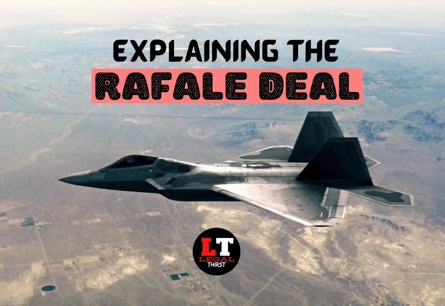 Explaining the Rafale Deal Controversy